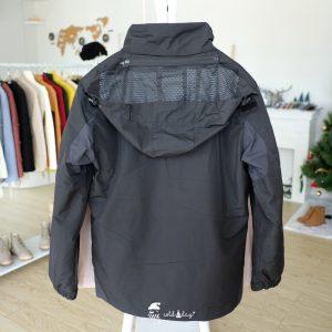 เสื้อกันหิมะ เสื้อกันหิมะสีดำ เสื้อลุยหิมะ กันน้ำ กันลม
